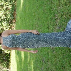 La Femme Prom Dress (style 26030) size 4